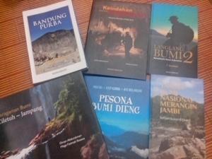 buku terbitan badan geologi